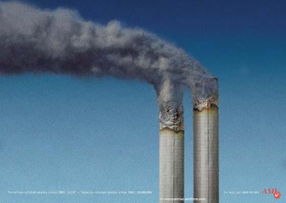 11.377 de morţi din cauza terorismului; 30.000.000 de morţi din cauza fumatului